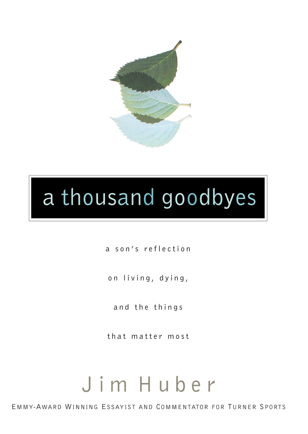 A Thousand Goodbyes
