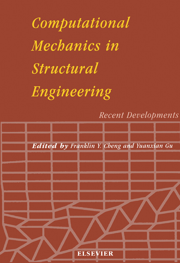 Computational Mechanics in Structural Engineering Recent Developments