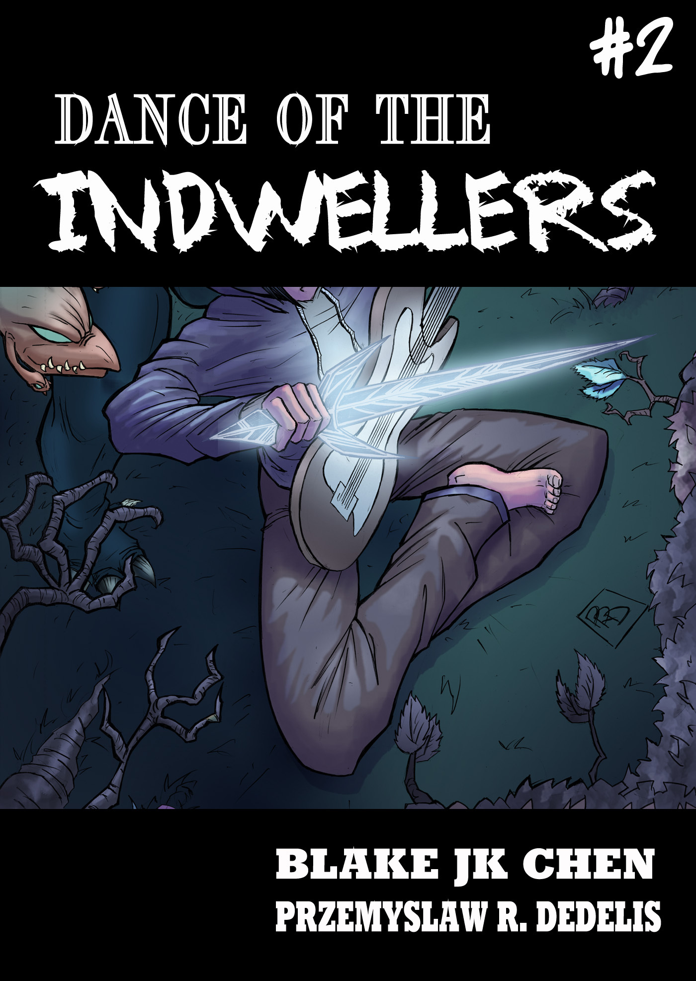 Dance of the Indwellers #2