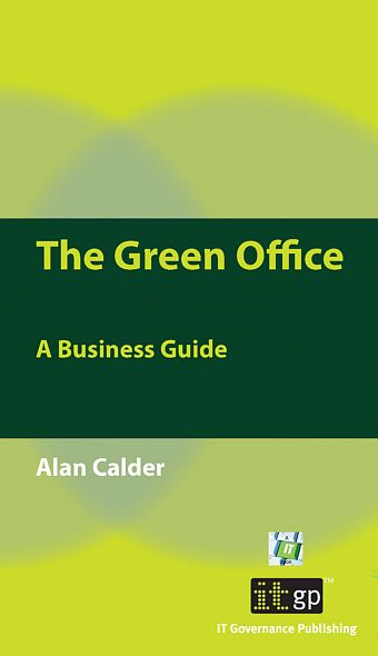 9781849280051  The Green Office: A Business Guide