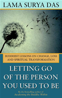 Letting Go Of The Person You Used To Be: