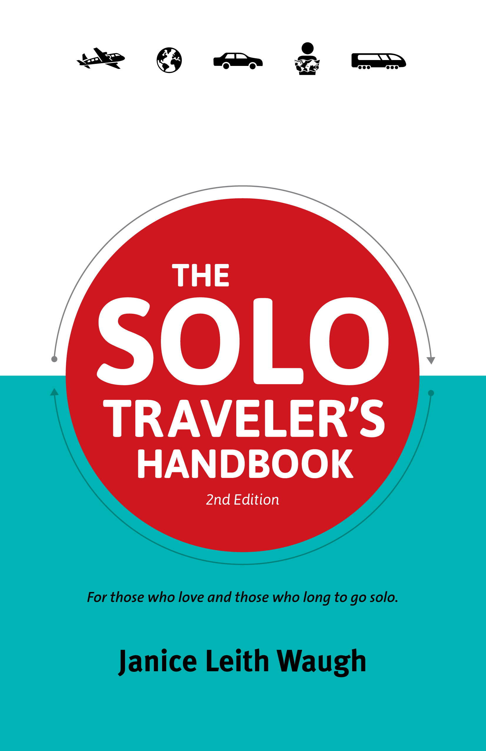 The Solo Traveler's Handbook: For Those Who Love And Those Who Long To Go Solo. By: Janice Leith Waugh