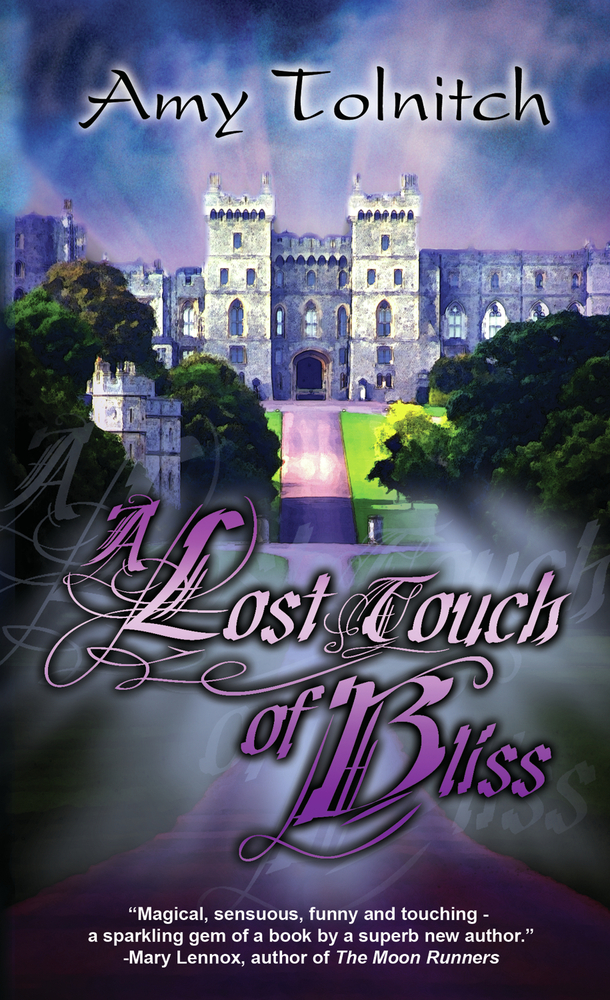 A Lost Touch of Bliss By: Amy Tolnitch