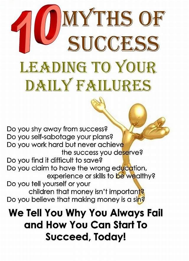 10 Myths of Success