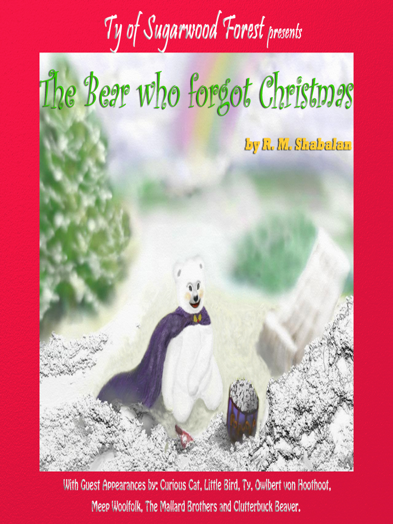 The Bear who forgot Christmas