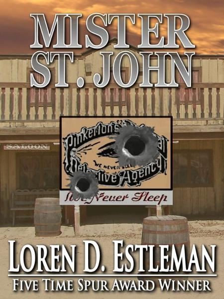 Mr. St. John By: Loren D. Estleman