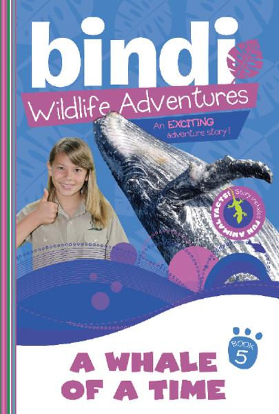 Whale of a Time: Bindi Wildlife Adventures