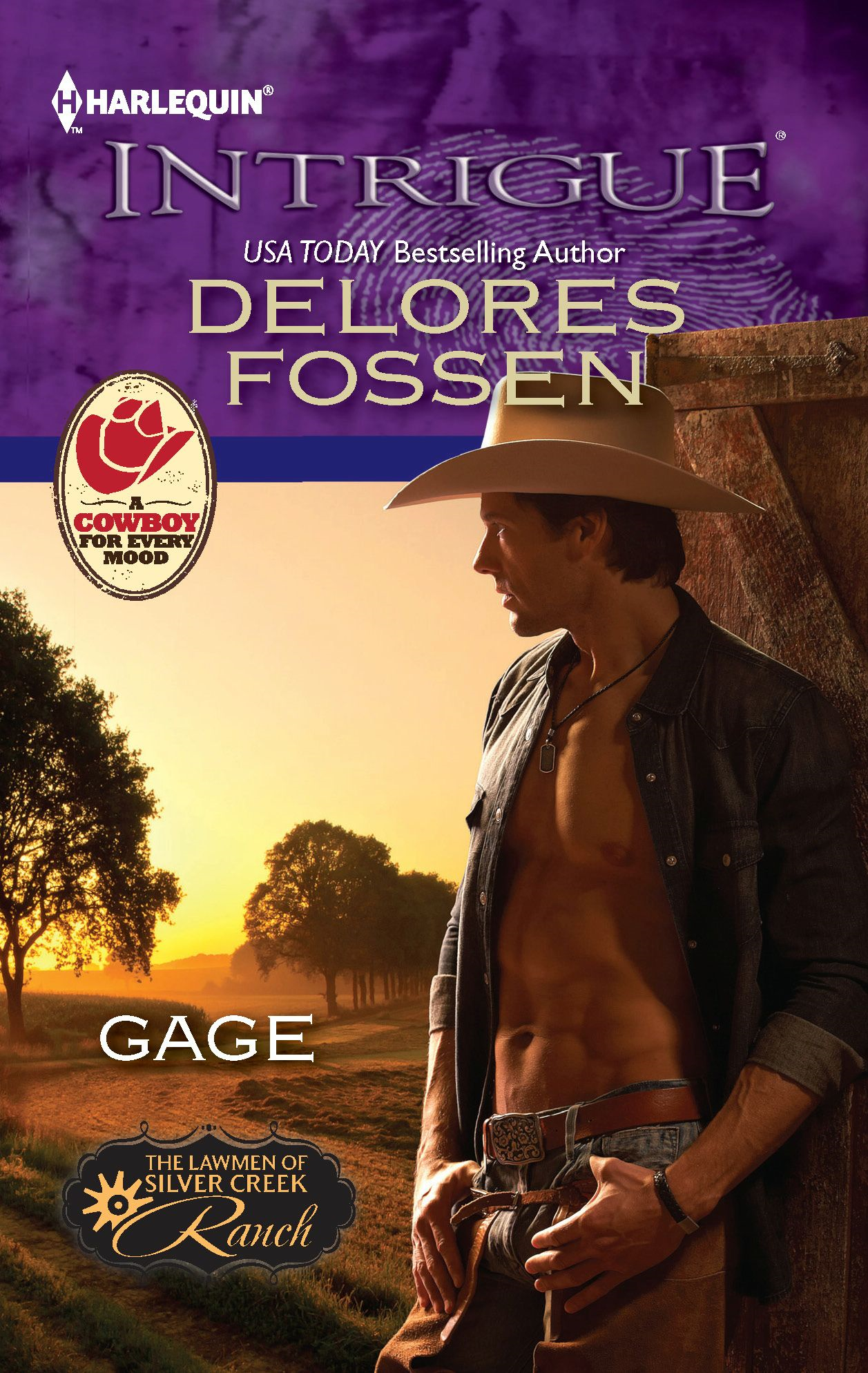 Gage By: Delores Fossen