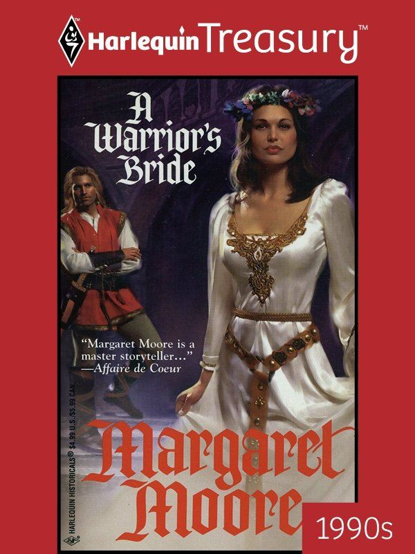 A Warrior's Bride By: Margaret Moore