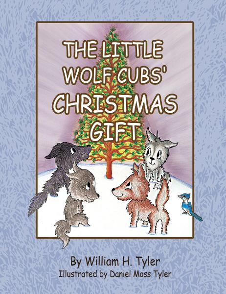 The Little Wolf Cubs Christmas Gift