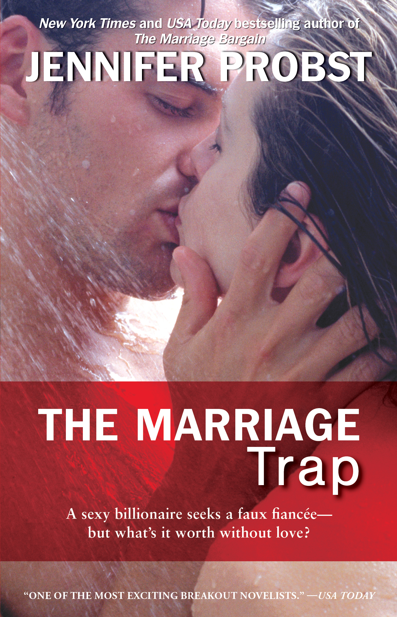 The Marriage Trap By: Jennifer Probst