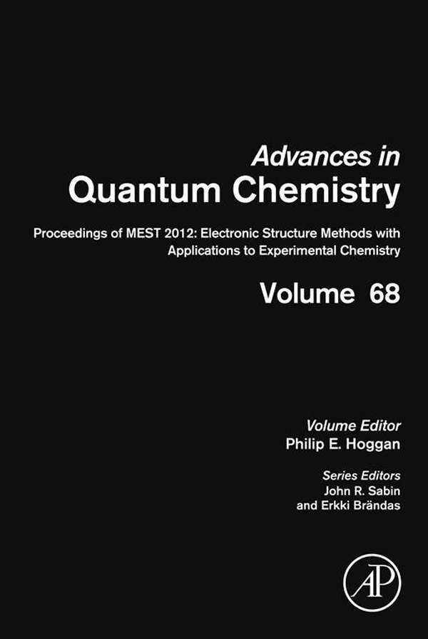 Proceedings of MEST 2012: Electronic Structure Methods with Applications to Experimental Chemistry