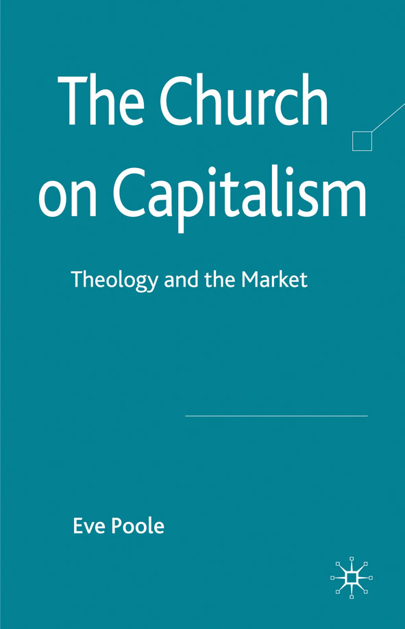 The Church on Capitalism Theology and the Market