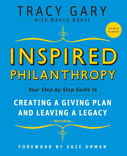 Inspired Philanthropy By: Kim Klein,Tracy Gary