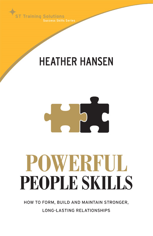 STTS: Powerful People Skills