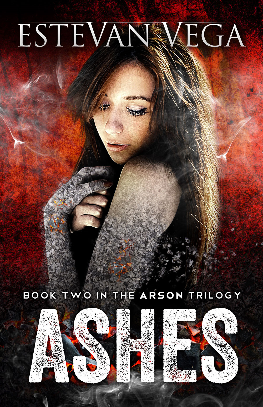 Ashes (For fans of Kevin Hearne, Kim Harrison, and Patricia Briggs) By: Estevan Vega