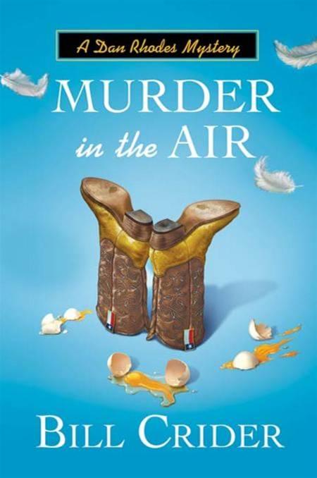 Murder in the Air By: Bill Crider
