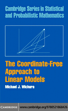 Coord-Free Approach Linear Models