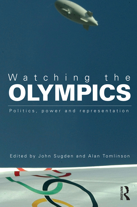 Watching the Olympics By: