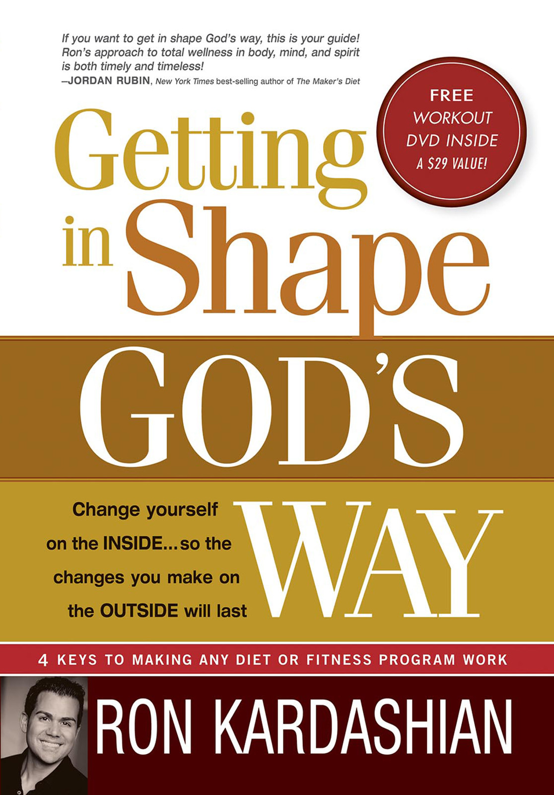 Getting In Shape God's Way