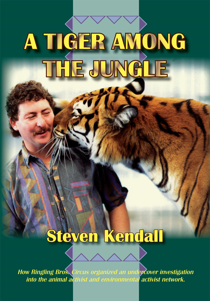 A Tiger Among the Jungle