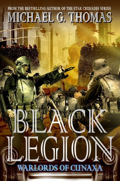 Black Legion: Warlords of Cunaxa