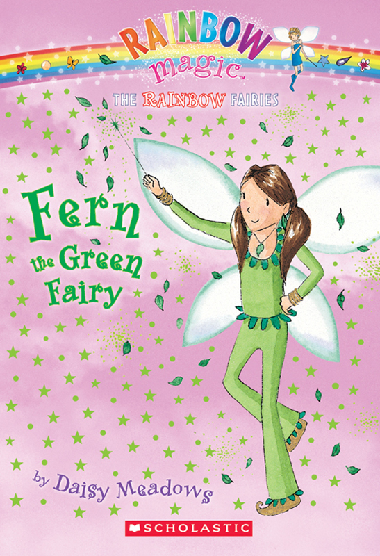 Rainbow Magic #4: Fern he Green Fairy