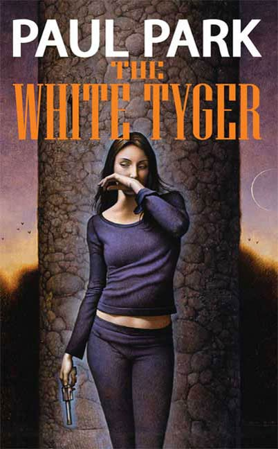 Cover Image: The White Tyger