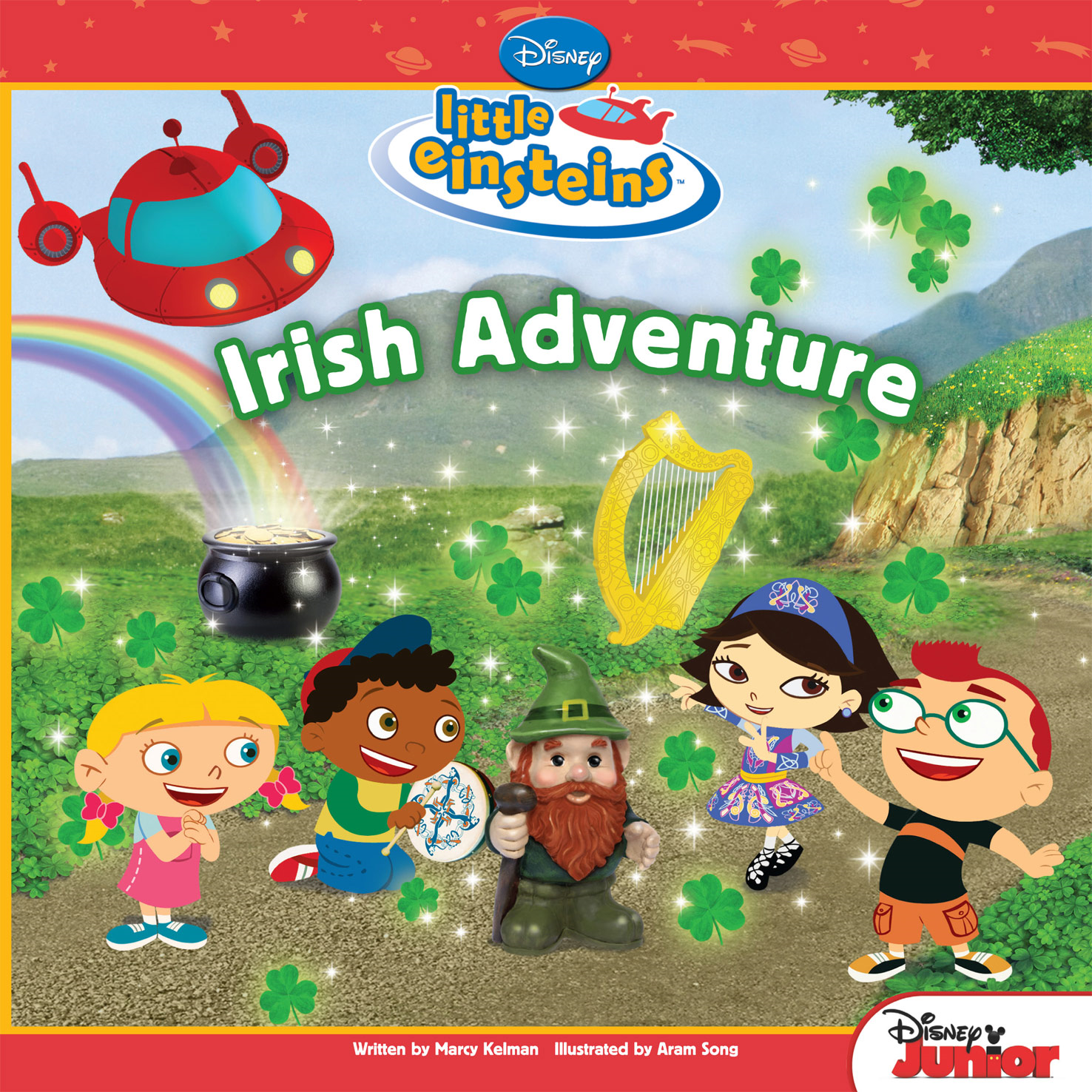 Little Einsteins:  Irish Adventure By: Marcy Kelman