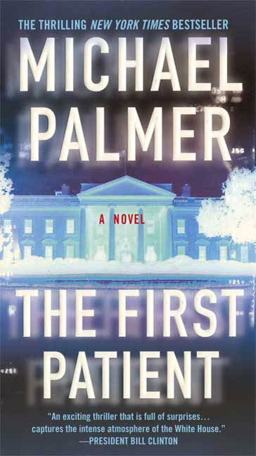 Book Cover: The First Patient