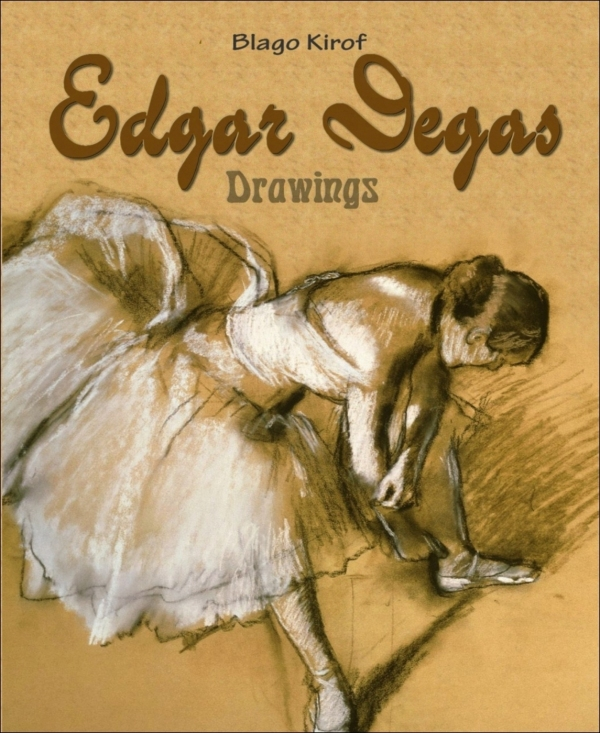 Edgar Degas Drawings