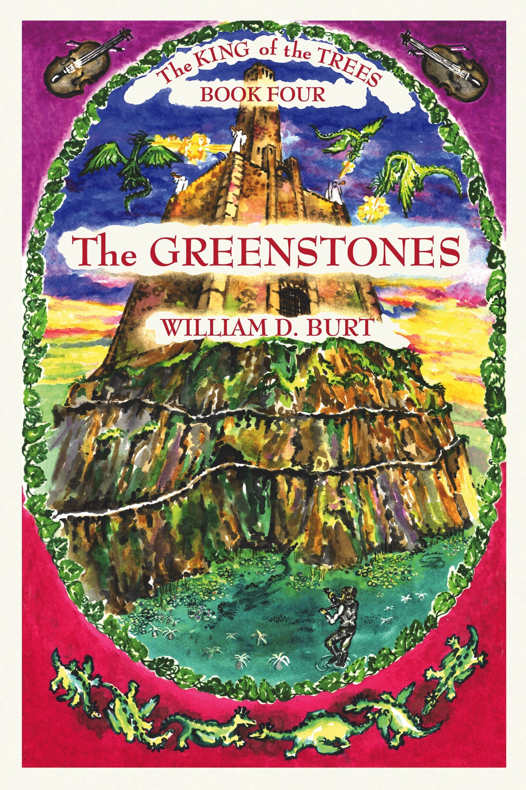 The Greenstones: King of the Trees Series, Book #4
