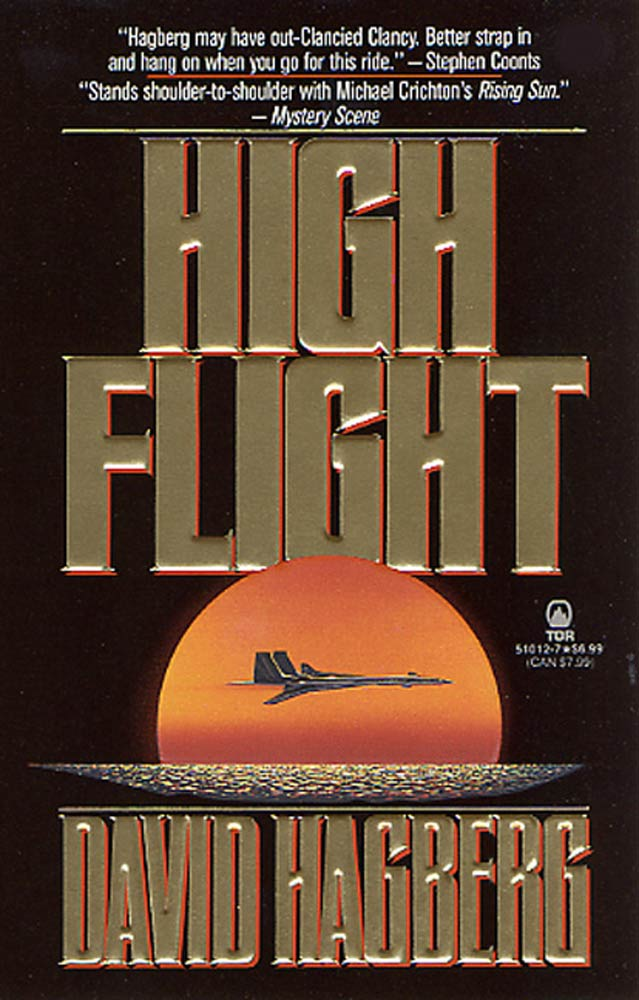 Cover Image: High Flight
