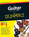 Guitar All-In-One For Dummies: