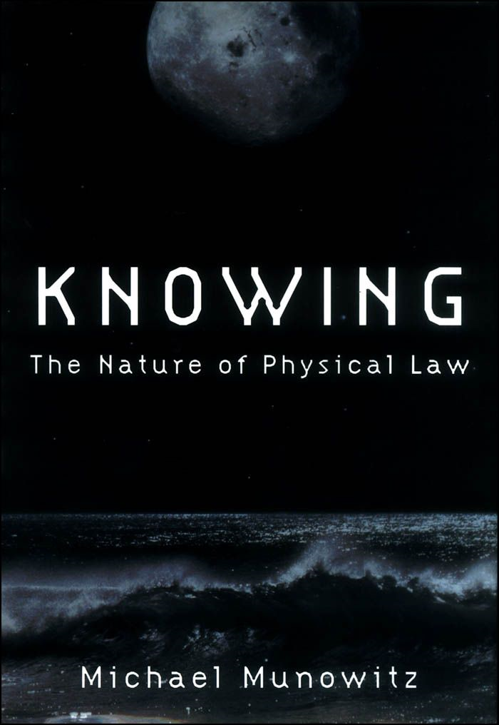 Knowing : The Nature Of Physical Law