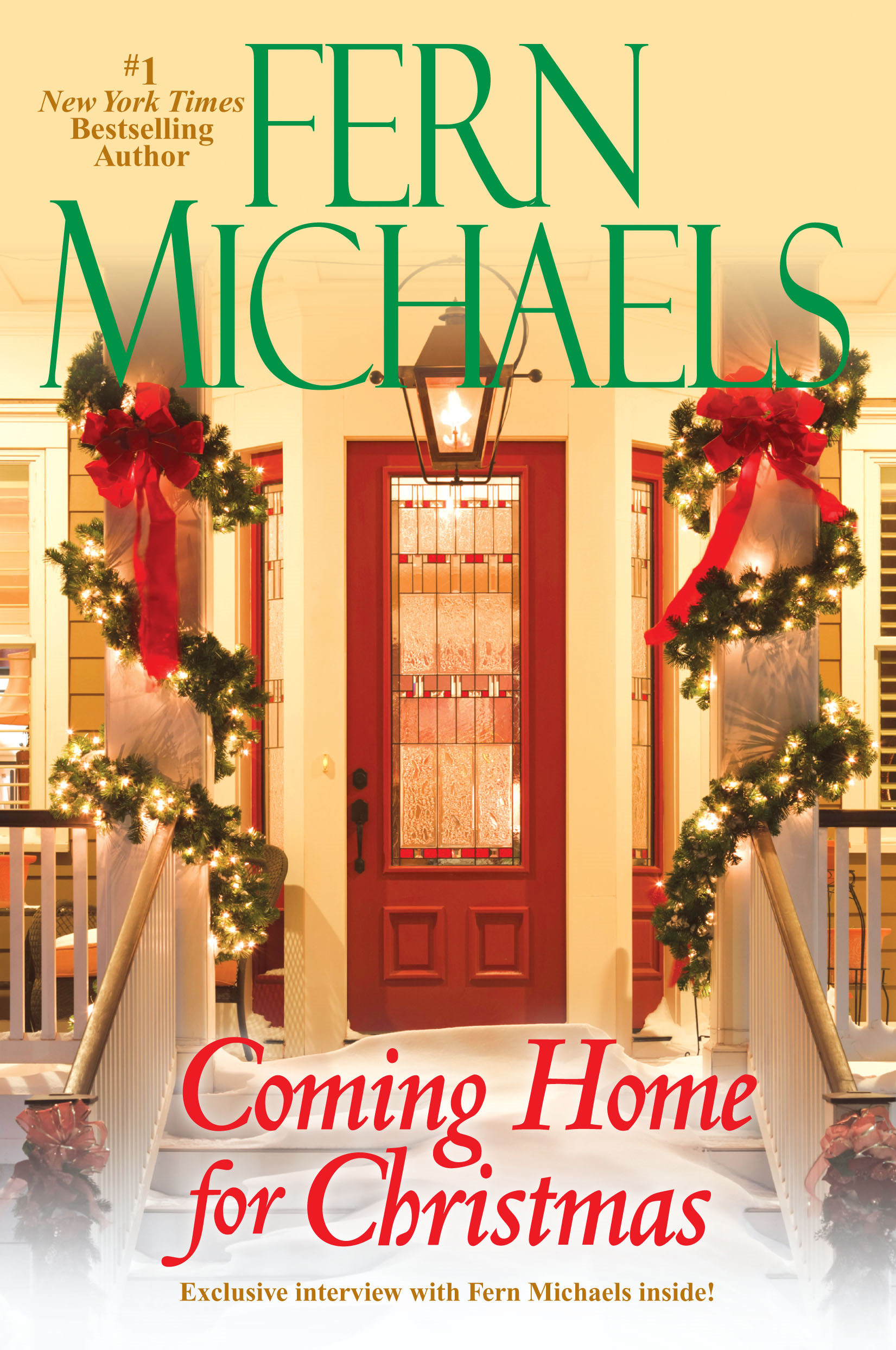 Coming Home for Christmas By: Fern Michaels