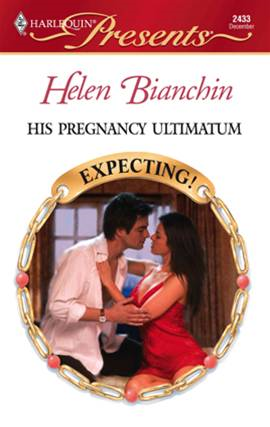 His Pregnancy Ultimatum