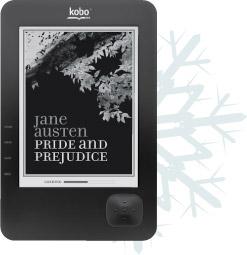 kobo gift e-reader